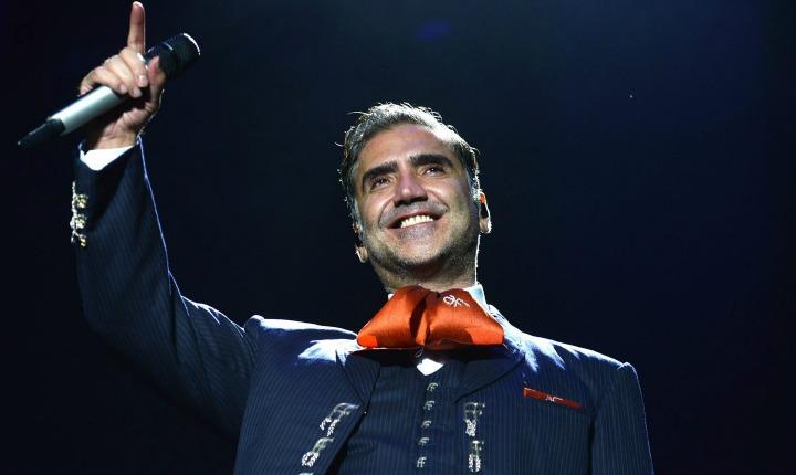 Alejandro Fernández cantará en el L Festival 2017