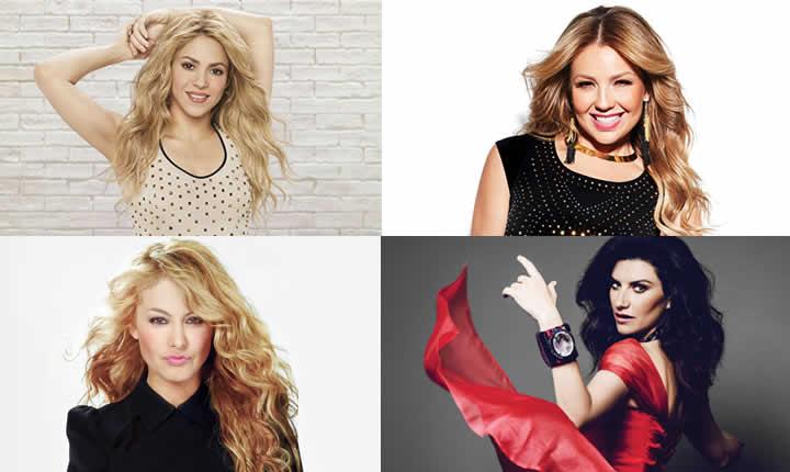 10 éxitos del pop hechos por mujeres
