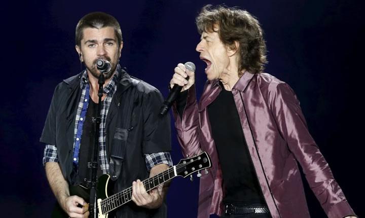 5 razones por las cuales los Rolling Stones invitaron a Juanes al escenario en Colombia