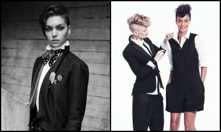 Tendencias 2016: Moda Andrógina