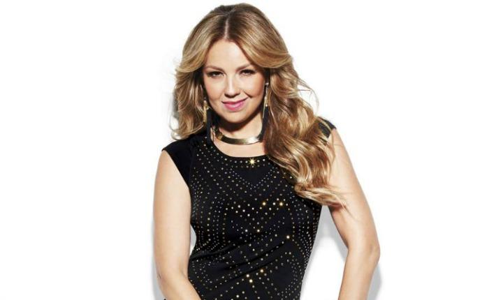 Thalía una mujer llena de talento a la mexicana