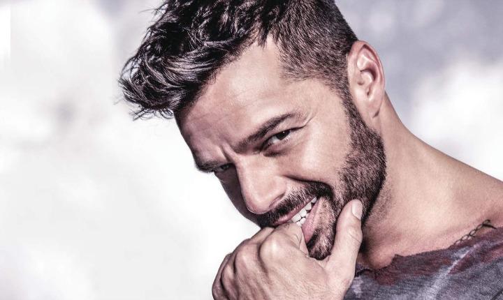 Ricky Martin disfruta de sus vacaciones en Puerto Rico