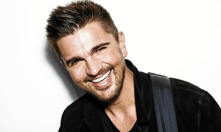 Juanes lanza su nuevo álbum 'Mis Planes Son Amarte' en Las Vegas