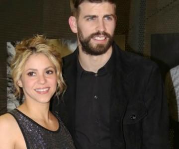 Piqué revela cómo comenzó su noviazgo con Shakira