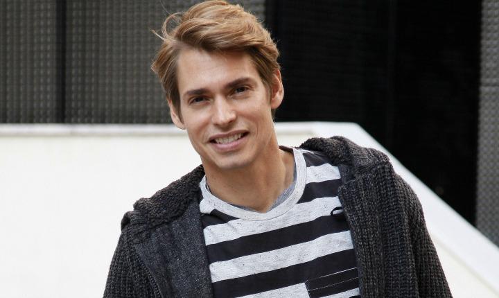 Carlos Baute recibe Premio como mejor cantante iberoamericano