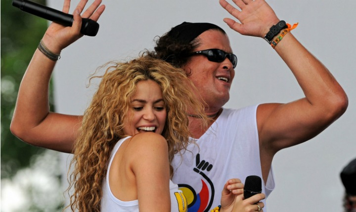 """""""Es maravilloso poder trabajar con ella"""": Carlos Vives sobre su dúo con Shakira"""