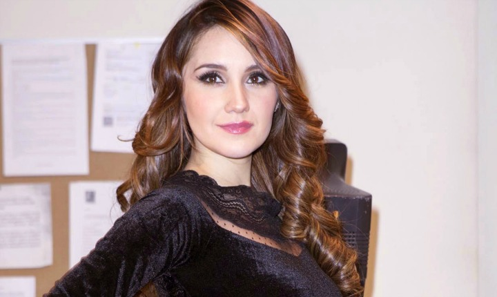 Dulce María cantará junto a Sebastián Yatra