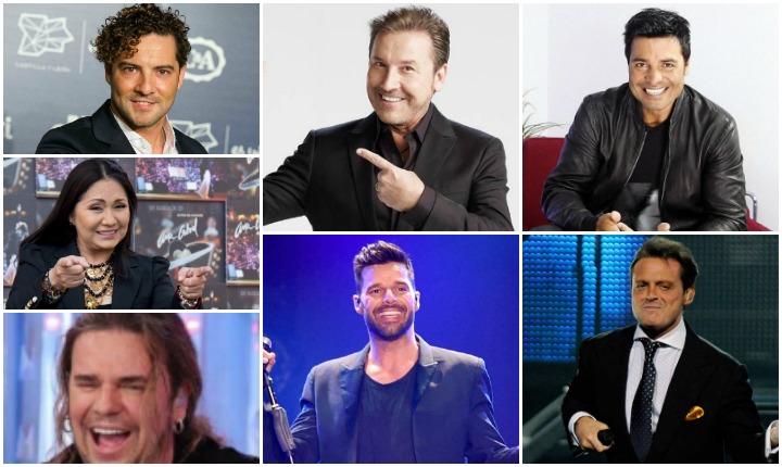 Estos cantantes han muerto en ¡Redes Sociales!