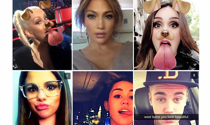 ¡En sus marcas, listos… Snapchat!