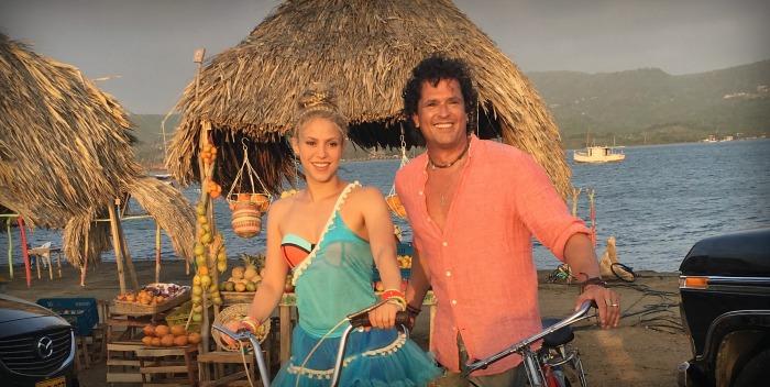 Carlos Vives & Shakira