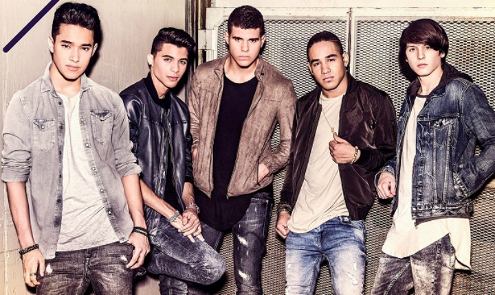 CNCO ganador en los Teen Choice Awards 2017
