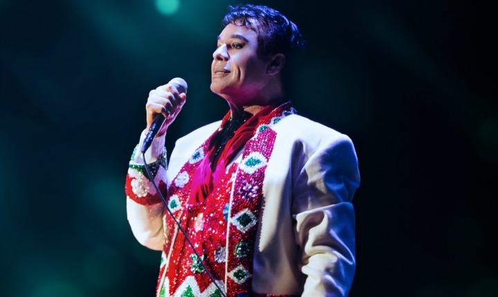 Juan Gabriel quiere cantar junto a Paul McCartney