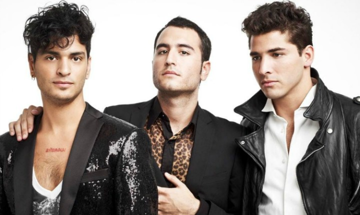 Reik recibió Disco de Oro Digital