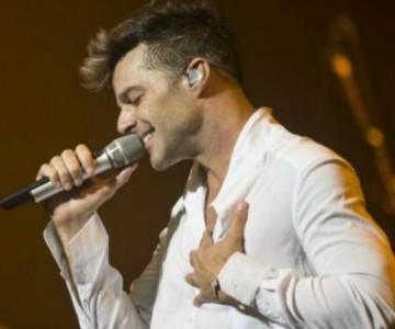 Ricky Martin apoya la lucha contra el autismo