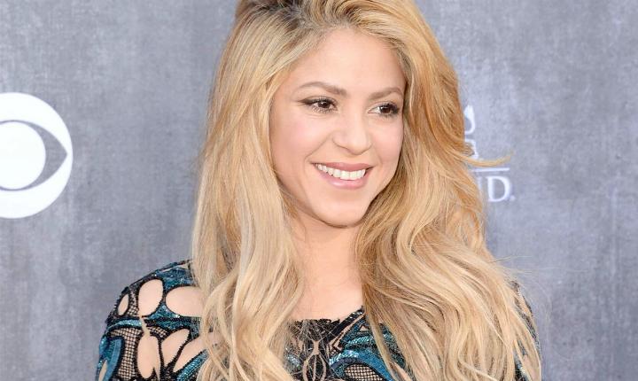 Shakira mostró foto de Sasha celebrando gol de su papá Gerard Piqué