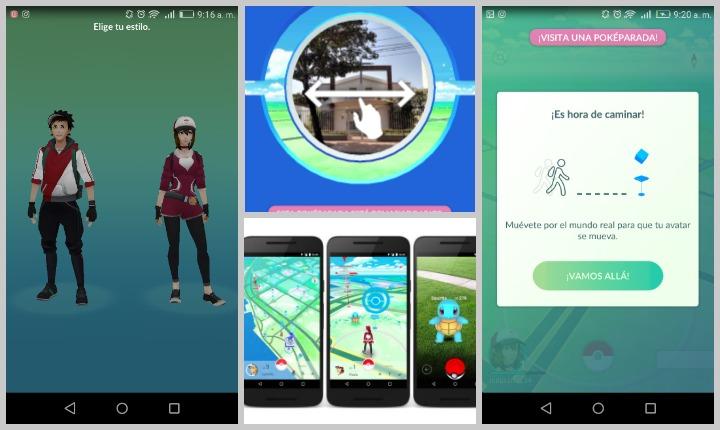 Aquí puedes descargar y jugar Pokemon Go