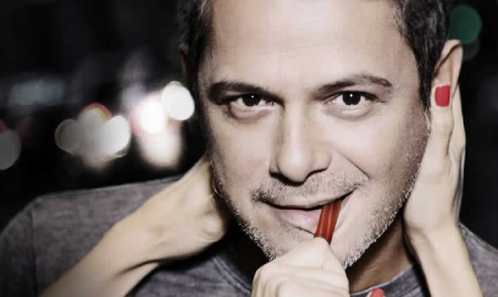 Alejandro Sanz, el artista español el más escuchado en el extranjero