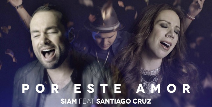 Siam feat. Santiago Cruz