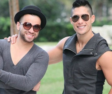 Chino y Nacho brillaron en Premios Tu Mundo