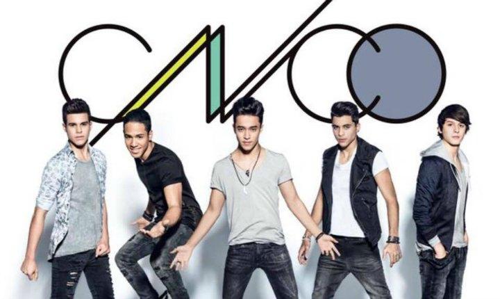 CNCO presenta su nuevo sencillo 'Hey DJ'
