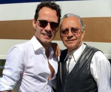Marc Anthony lanza sencillo junto a su padre