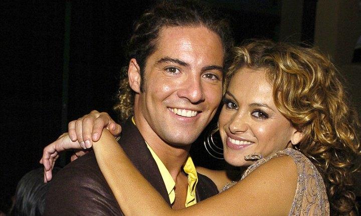 Paulina Rubio y David Bisbal, en busca de una estrella