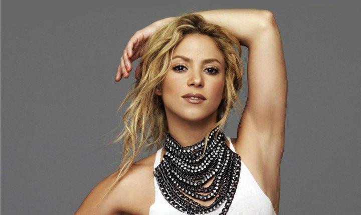 Shakira cierra el 2016 por todo lo alto