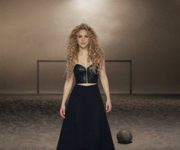 Padres de Shakira tuvieron la primicia de su nuevo álbum
