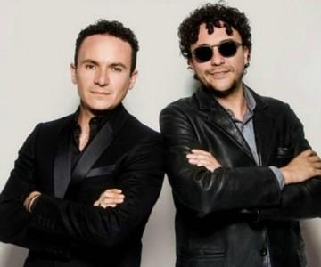 Fonseca y Andrés Cepeda iniciaron su tour 'Compadres'
