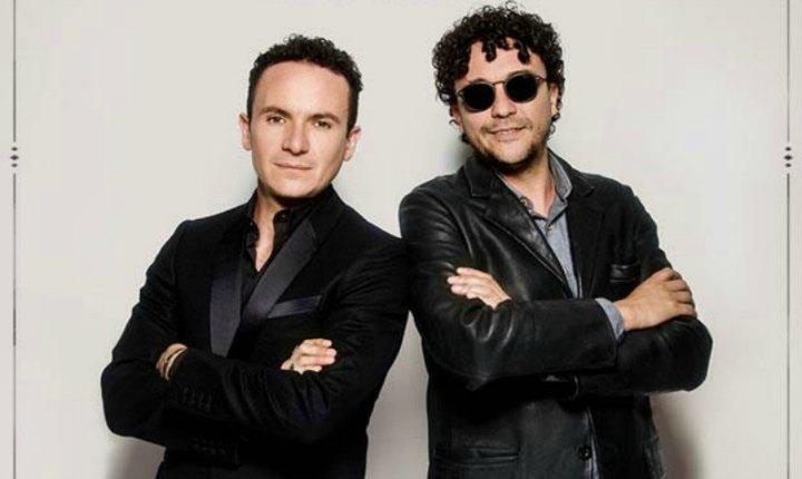 Fonseca y Andrés Cepeda anuncian tour Compadres