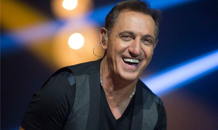 Franco De Vita ofreció su concierto en Bogotá