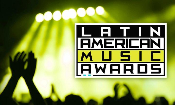 Conoce los nominados a los Latin American Music Awards