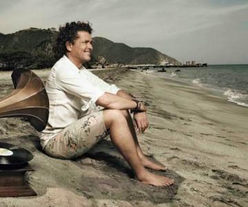 Carlos Vives le cantó a los niños indígenas de La Guajira