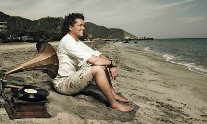 Carlos Vives presenta adelanto de 'El Orgullo de mi Patria'