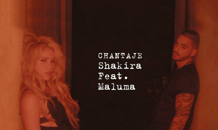 'Chantaje' batió otro record en Billboard