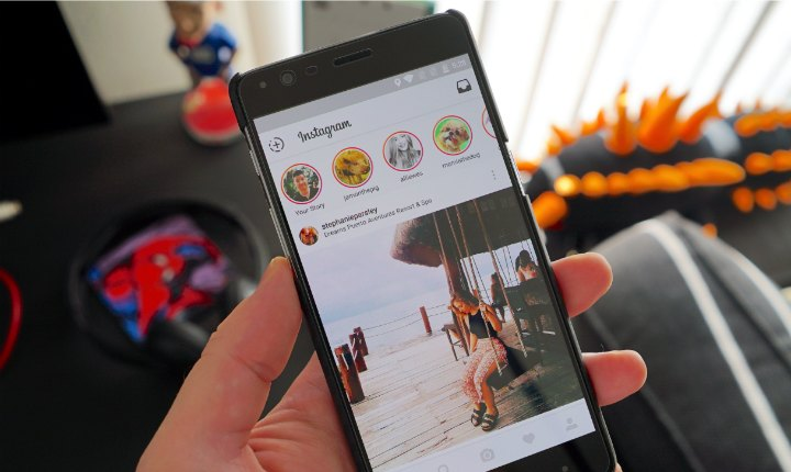 Trucos para subir fotos y videos con más de 24 horas a Instagram Stories