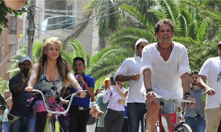 'La Bicicleta' revoluciona el metro de Madrid