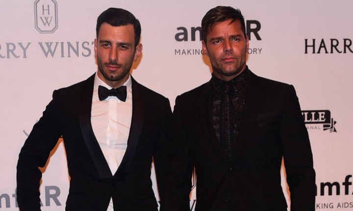 Ricky Martin reveló que ya es un hombre casado