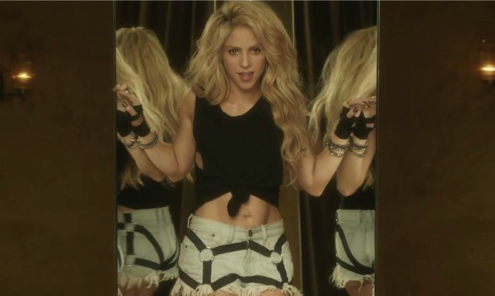 Shakira, la reina de las portadas