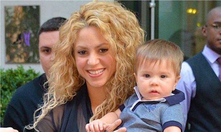 Sasha, hijo de Shakira, tendría problemas de salud