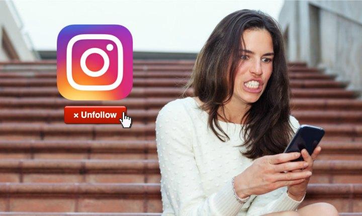 Descubre quien te dejó de seguir en Instagram