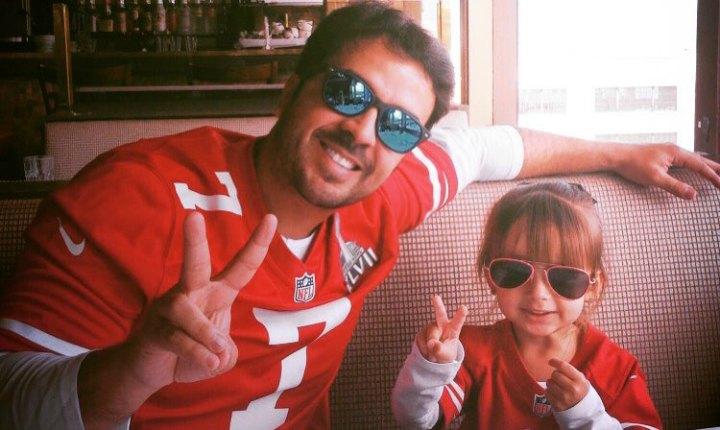Hija de Luis Fonsi donó su cabello a niños con cáncer