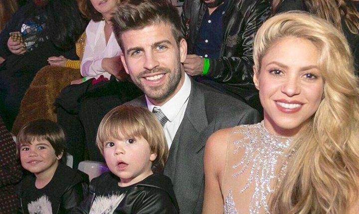 Shakira se va de escapada con su familia a Nueva York