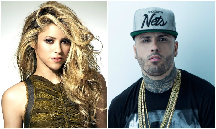 ¿Shakira grabará una canción con Nicky Jam?