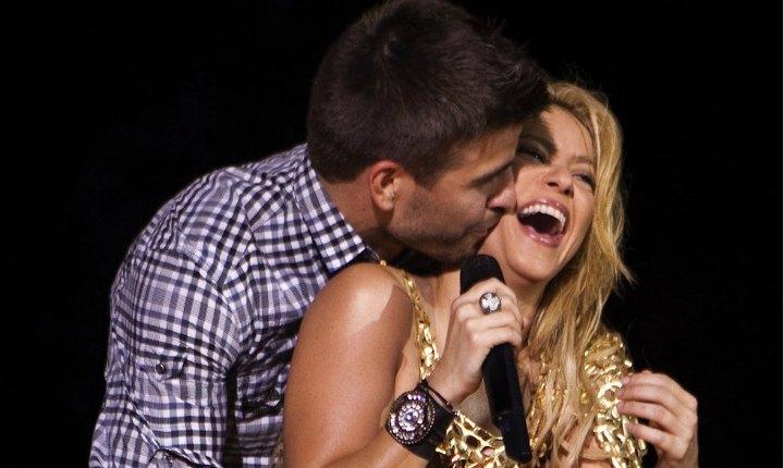 Shakira muestra lo cercana que es con la familia de Piqué