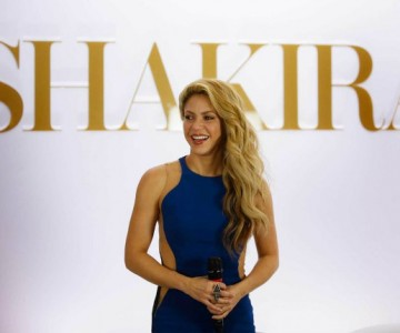 "Shakira tendrá compañía ""especial"" durante su gira"