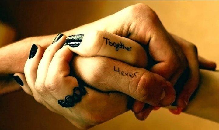 15 tatuajes para quienes encontraron el amor de su vida