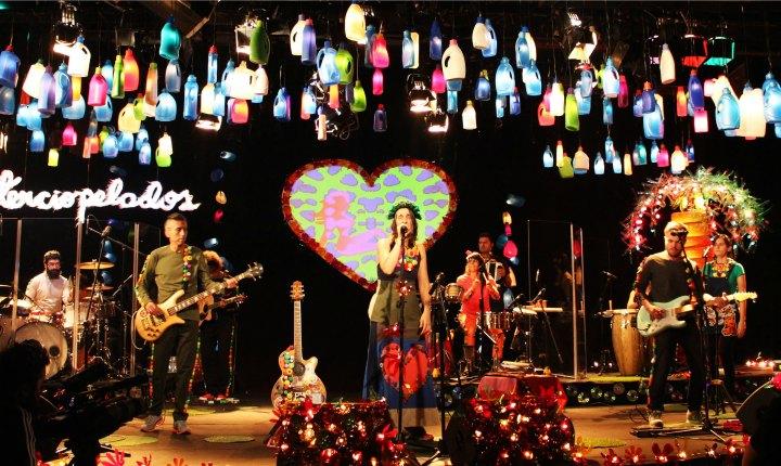 Aterciopelados recibirá disco de oro en Colombia