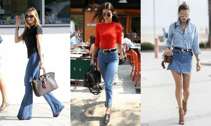 El denim no es sólo para los jeans