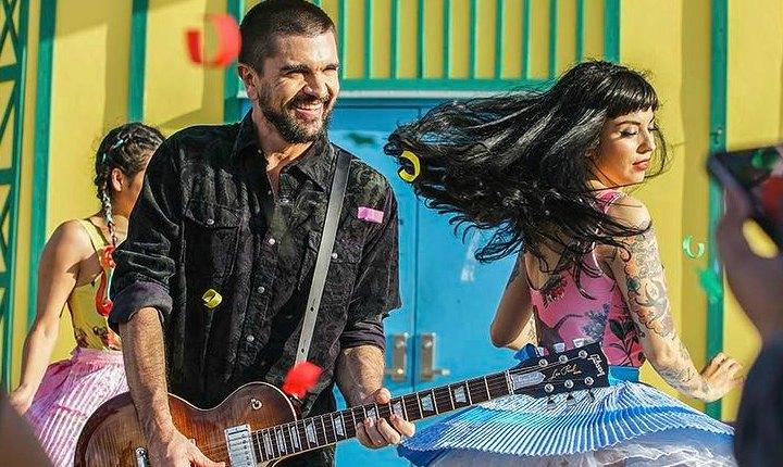 Juanes anuncia gira con Mon Laferte en el 2018